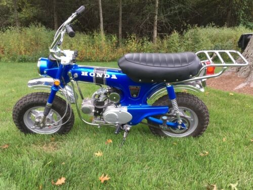 1971 Honda CT Saphire Blue for sale craigslist